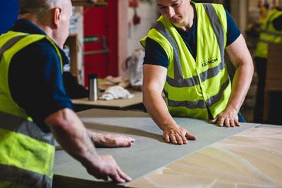 UK Floor Sampling Manufacturer