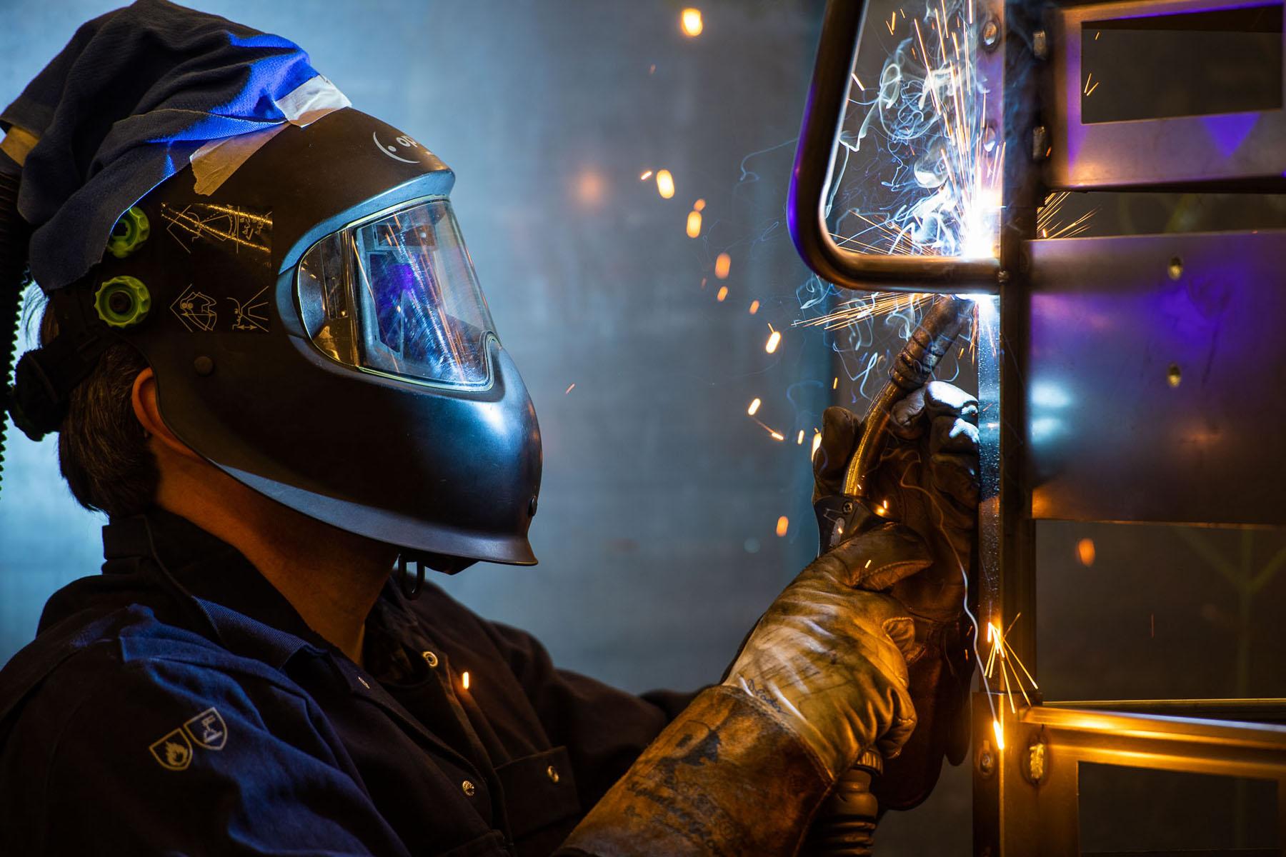 UK Metal Fabrication Welding