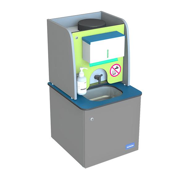 Indoor Toddler – Hand Wash Station