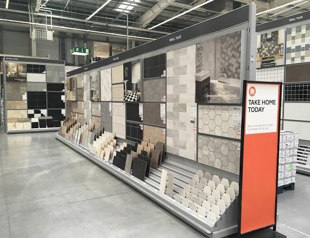 Flooring Retail Displays Manufacturer